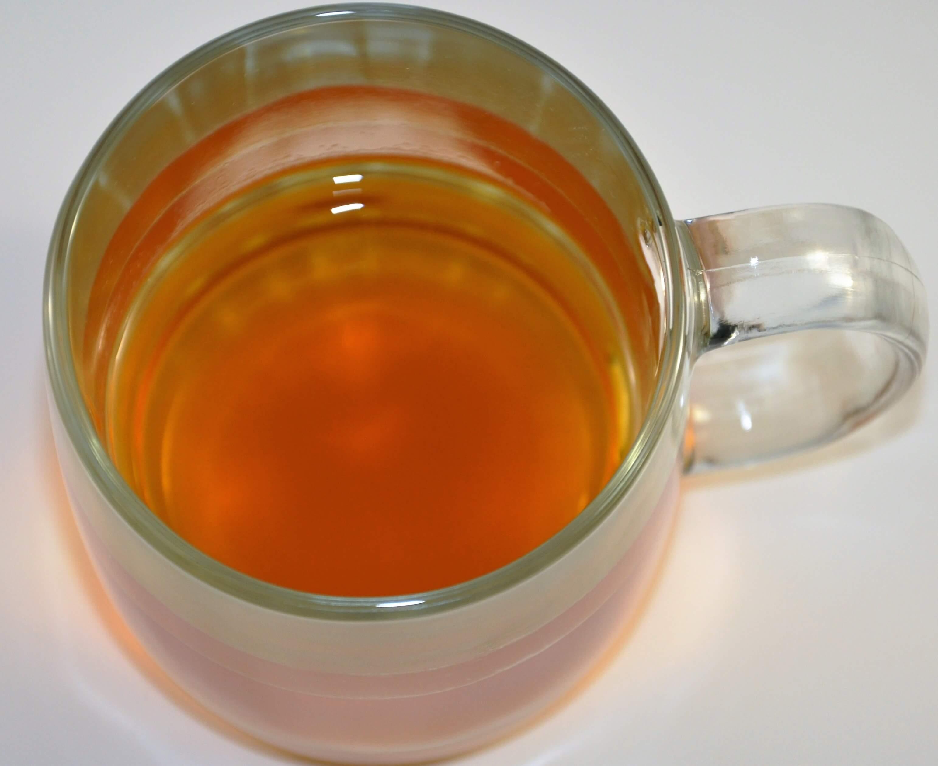 Infused Assam Tea Blended with Ginger