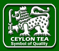 Ceylon Teas USA - Always look for the Lion Symbol of Quality.  Grown and processed in Sri Lanka