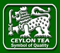 Sri Lanka Tea - Lion Symbol of Quality