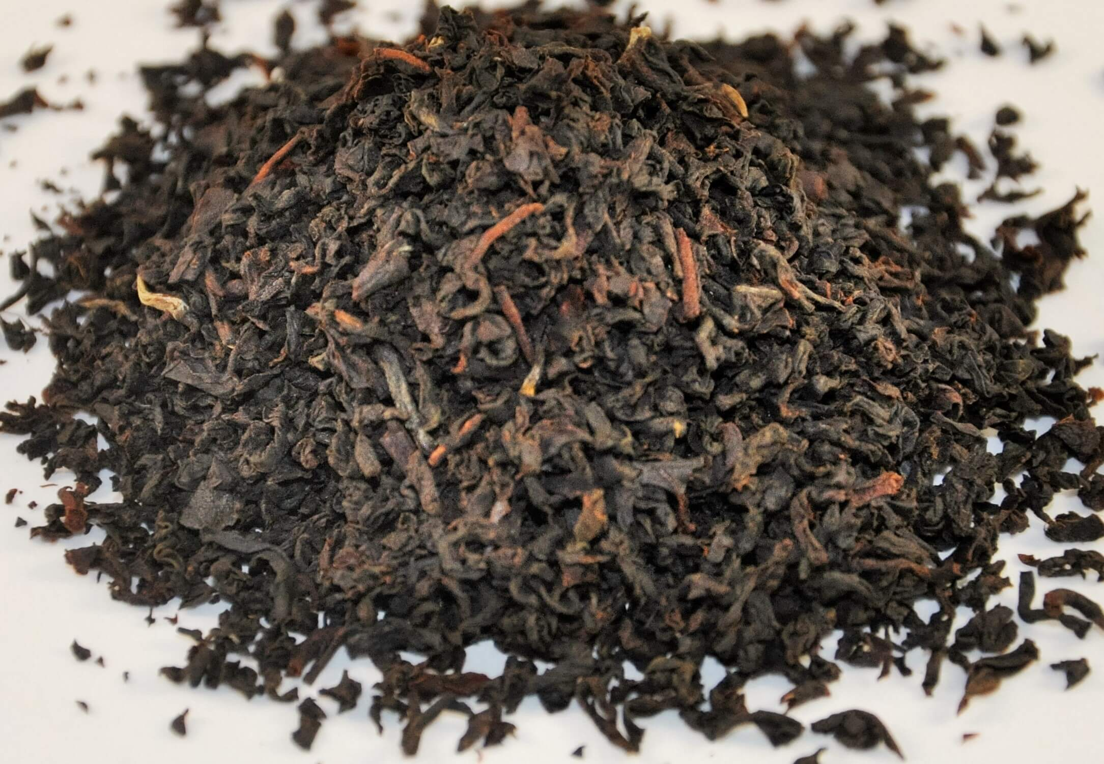 Earl Grey Tea With Bergamot Oil