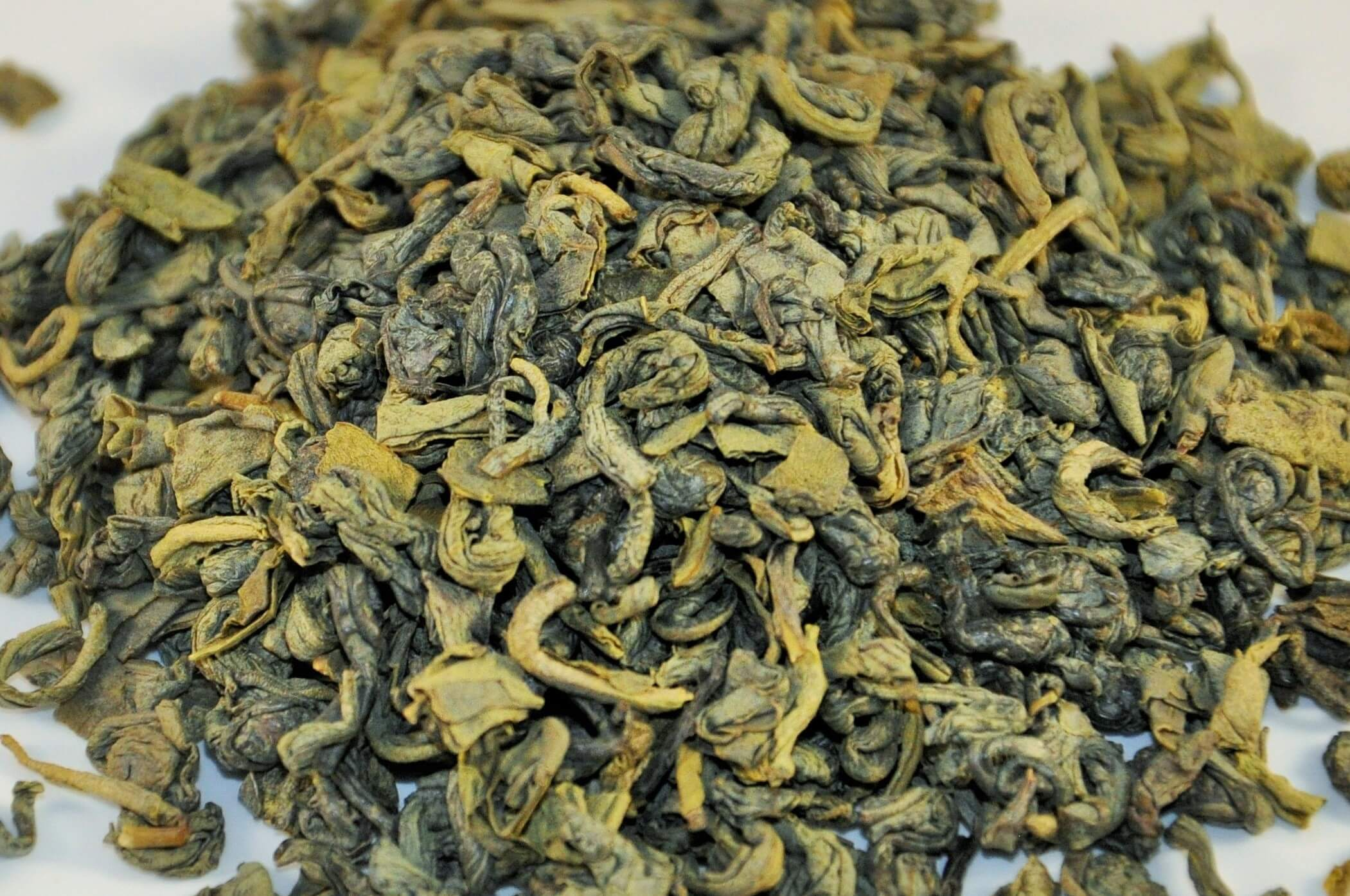 Organic Loose Leaf Green Tea From Embassy House