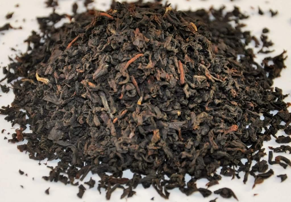 Loose Leaf Earl Grey Tea - Fresh Just Poured From Air Tight Pouch