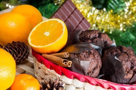 Chai Organic Tea - Taste Like Chocolate Muffins With Oranges