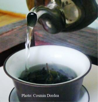 Types of Loose Tea - Oolong Infused